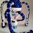 Archivos 3D Jell-E Medusa: El ingeniero, ferjerez3d