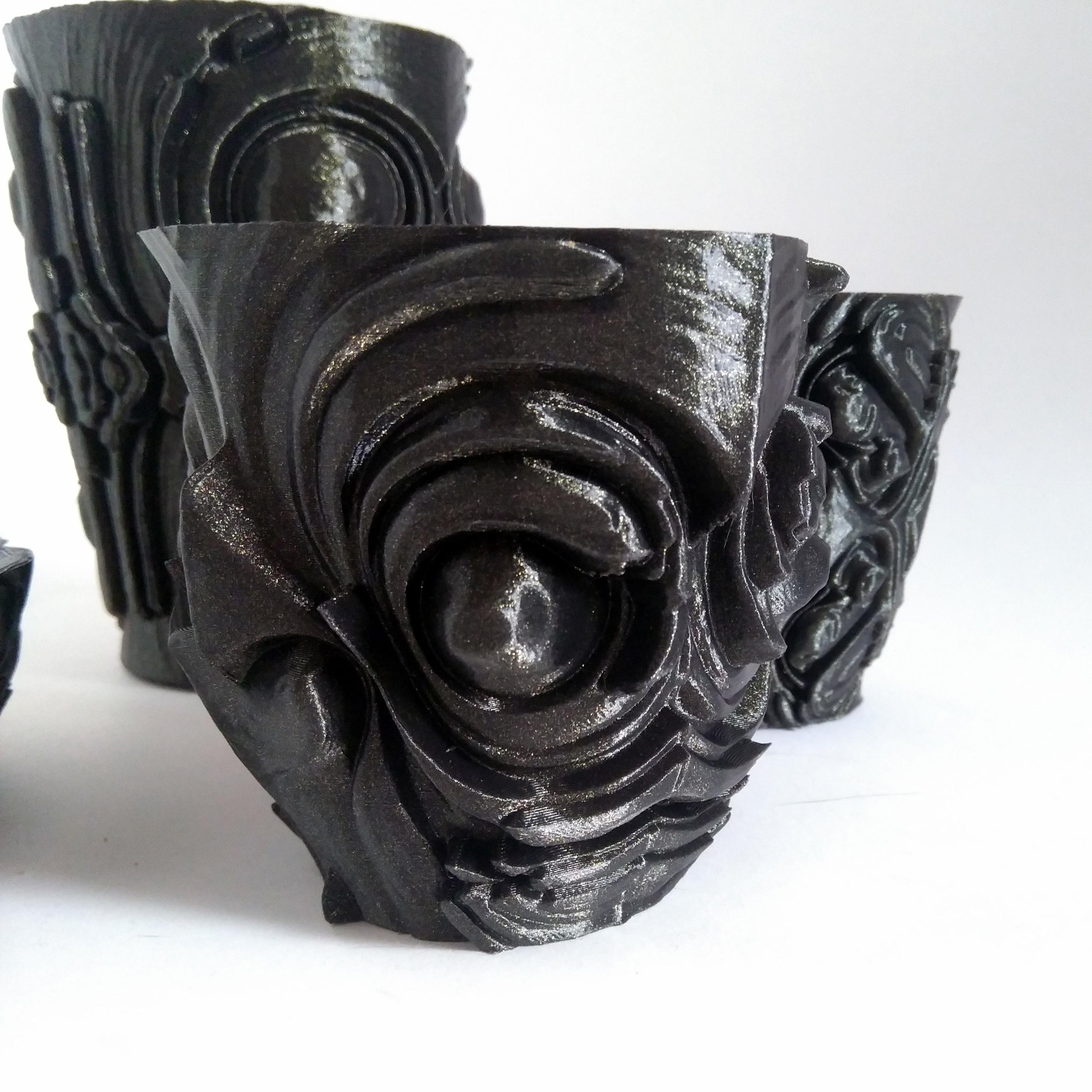 IMG_20190914_121707.jpg Télécharger fichier STL Collection de poteries étrangères • Objet pour imprimante 3D, ferjerez3d