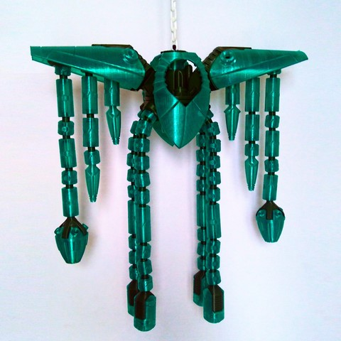 Modèle 3D Jell-E Medusa : Le Dominateur, ferjerez3d