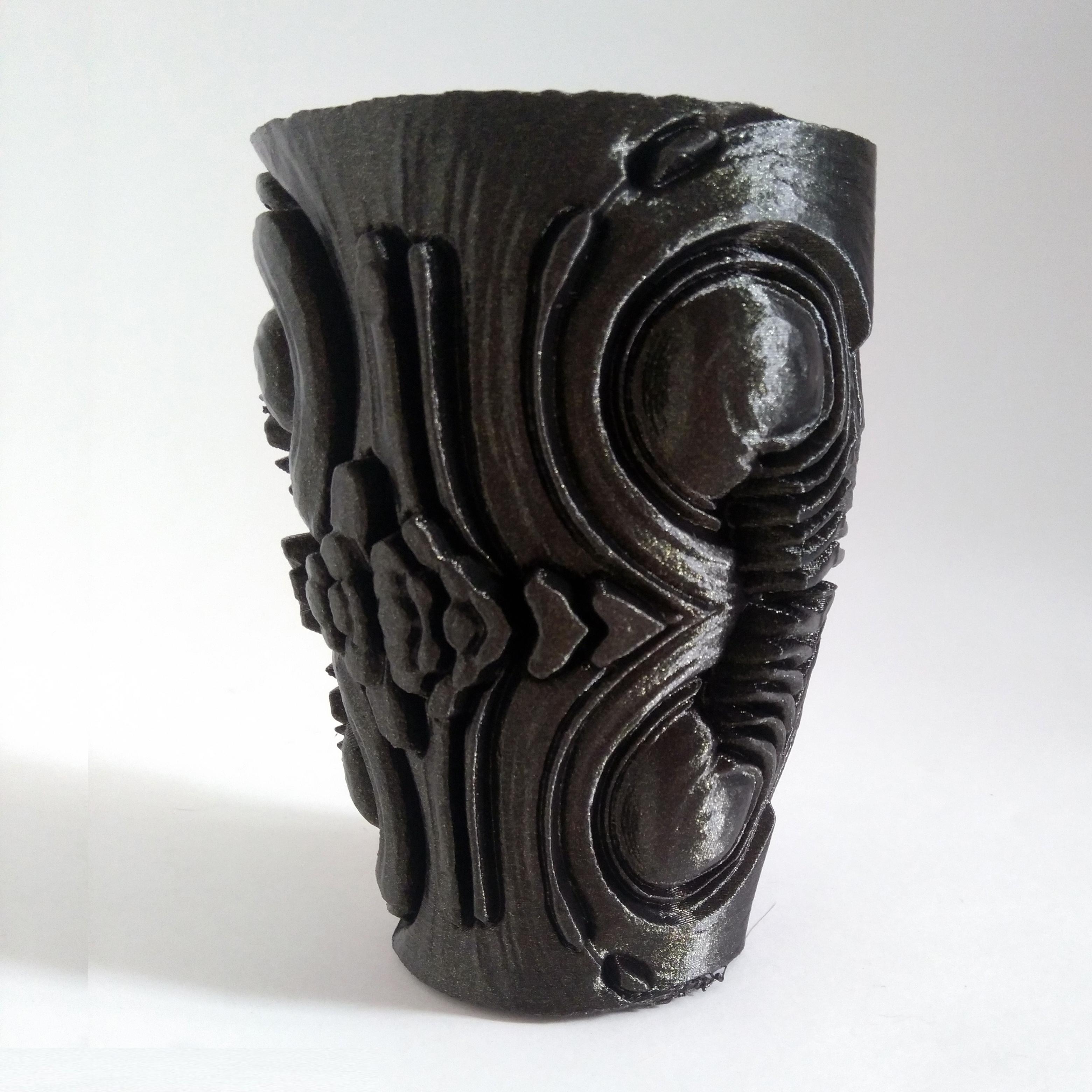 IMG_20190914_121630.jpg Télécharger fichier STL Collection de poteries étrangères • Objet pour imprimante 3D, ferjerez3d
