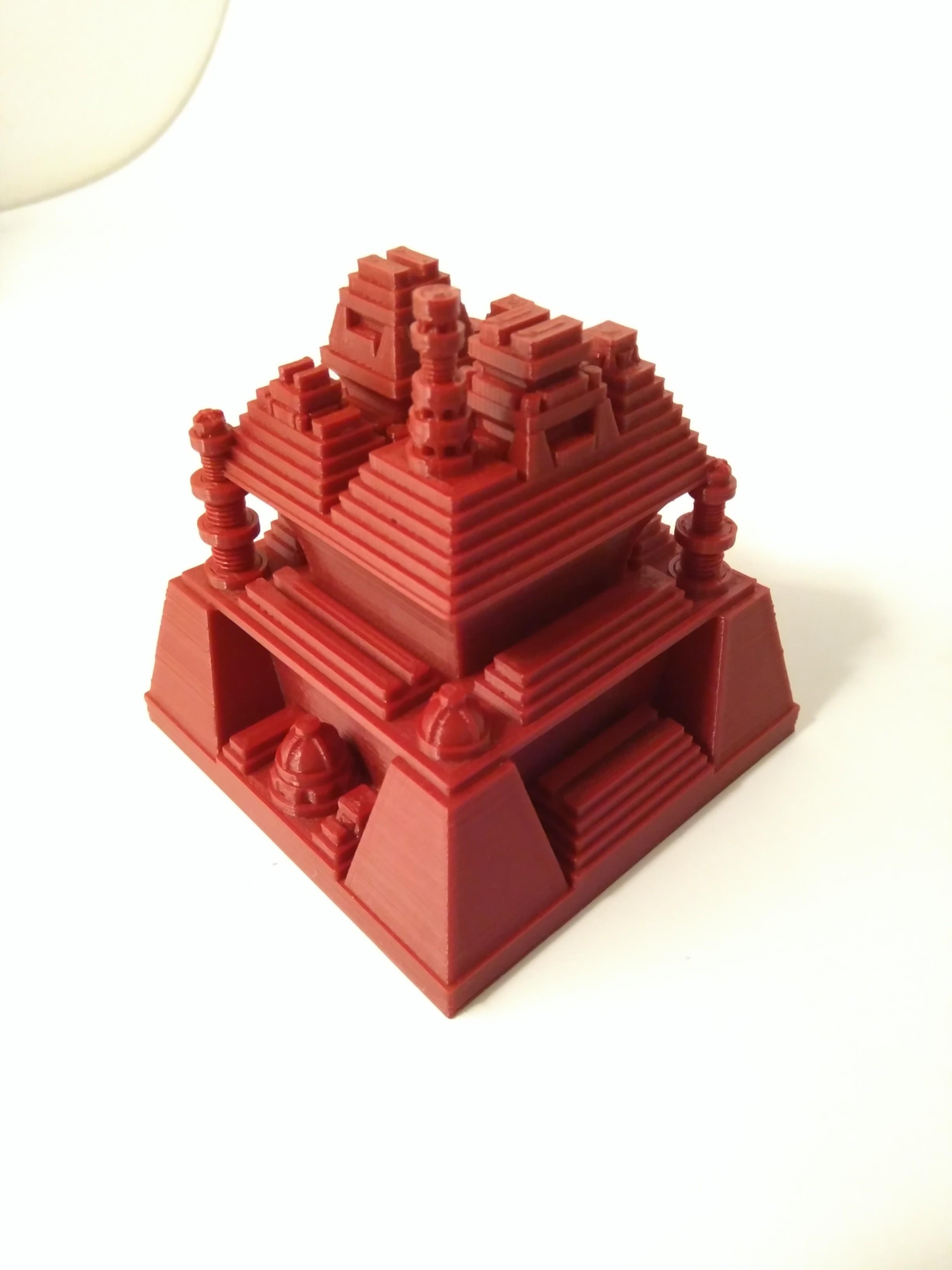IMG_20180721_221237.jpg Download free STL file Space Cities Generator • 3D print model, ferjerez3d