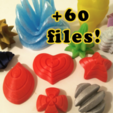 Download free 3D printer templates Supershape Madness, ferjerez3d