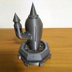 Descargar diseños 3D Robot Cactus, ferjerez3d