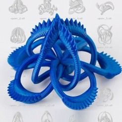 Free 3D printer files Spores, ferjerez3d