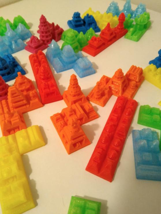 Capture d'écran 2018-07-18 à 18.15.23.png Download free STL file Tetris Heart Puzzle • Design to 3D print, ferjerez3d