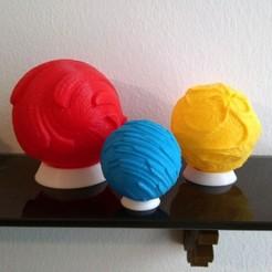 Free 3D model Alien planets, ferjerez3d