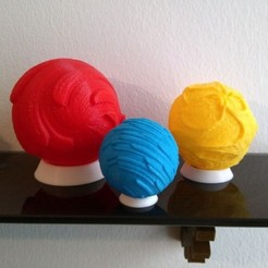 Download free 3D print files Alien planets, ferjerez3d