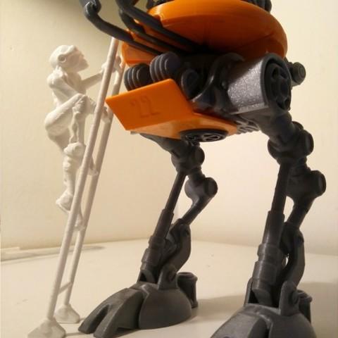 6e034a23c9b5efb4707dc1f8f303c8aa_preview_featured.jpg Download free STL file Tow Walker • 3D print model, ferjerez3d