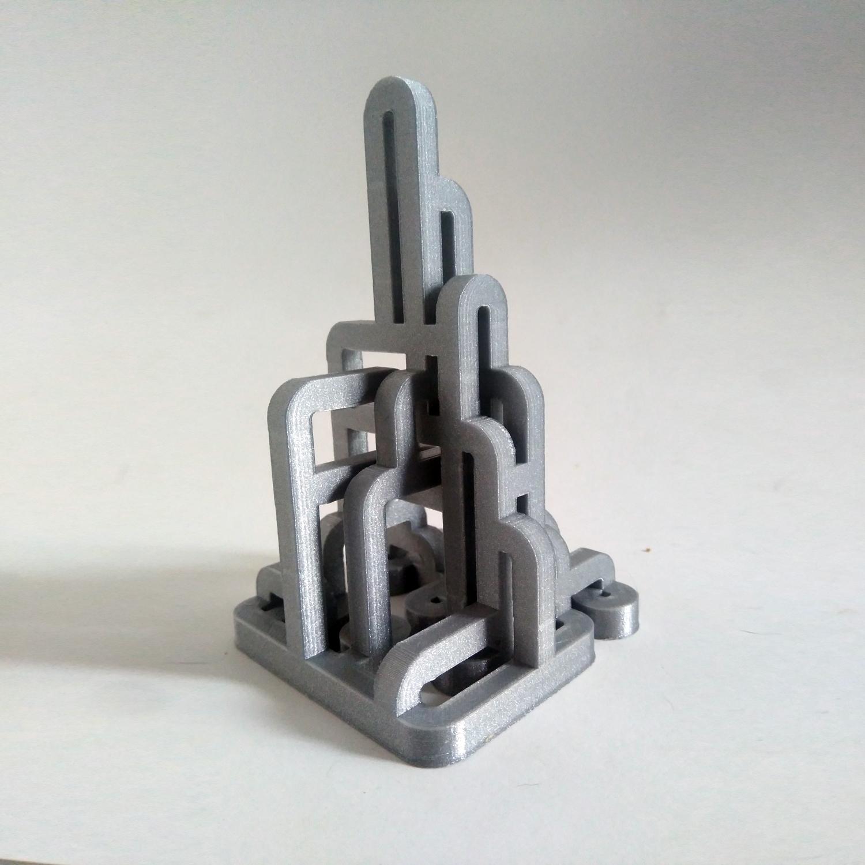 3.jpg Télécharger fichier STL gratuit Boucles de procédure • Design imprimable en 3D, ferjerez3d