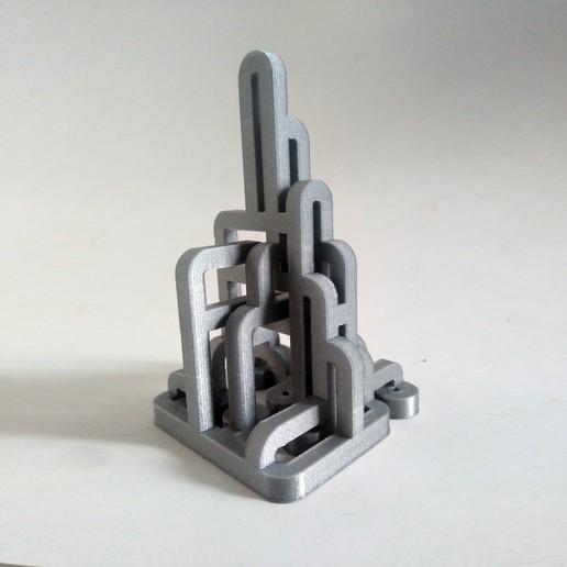 3.jpg Download free STL file Procedural Loops  • 3D print template, ferjerez3d