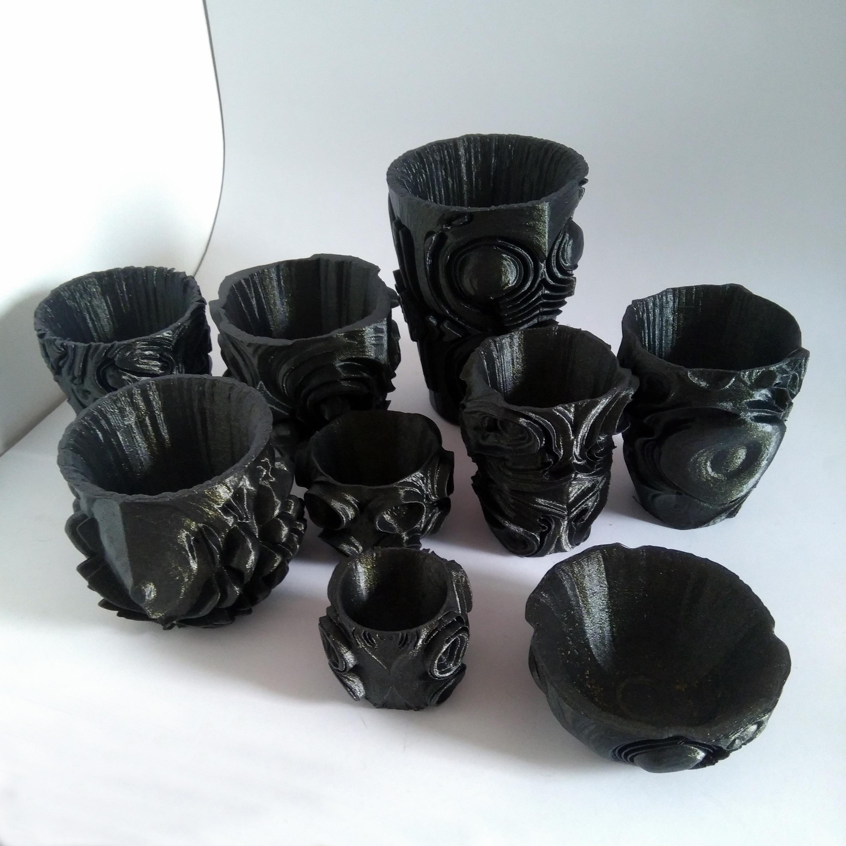 IMG_20190914_121854.jpg Télécharger fichier STL Collection de poteries étrangères • Objet pour imprimante 3D, ferjerez3d
