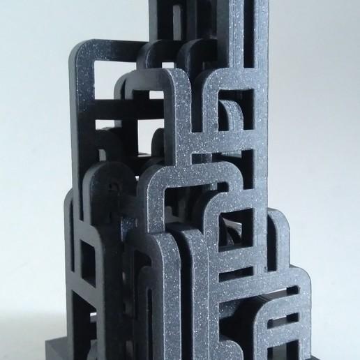 6.jpg Download free STL file Procedural Loops  • 3D print template, ferjerez3d