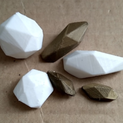 Télécharger modèle 3D gratuit Générateur de pierres, ferjerez3d