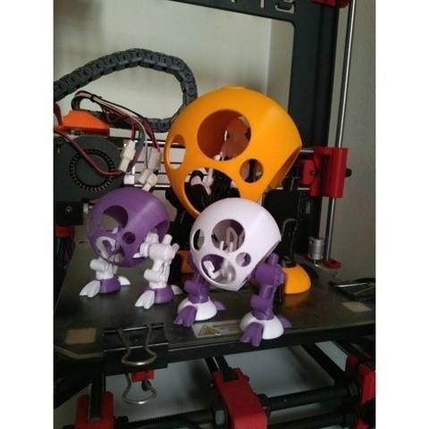 3cdf23b02f2e6d1e76a95fc05c66997c_preview_featured.jpg Download free STL file Pod Walker • 3D printing object, ferjerez3d