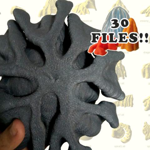 Télécharger fichier impression 3D gratuit Collection de terrains bizarres, ferjerez3d