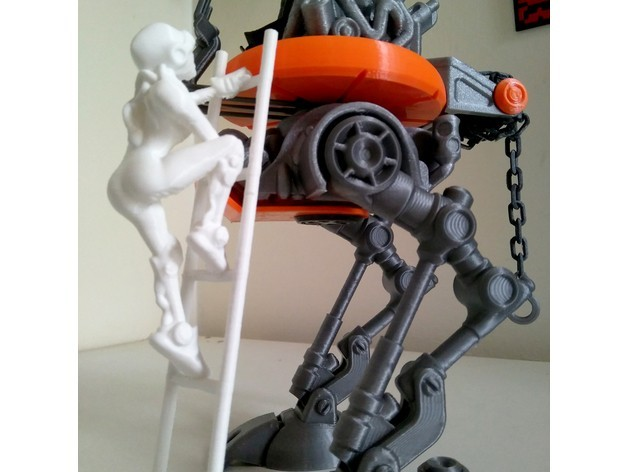 bdb48c1b0734de1e70aede2bbf51eb49_preview_featured-1.jpg Download free STL file Tow Walker • 3D print model, ferjerez3d