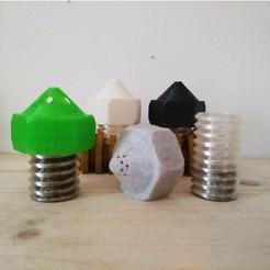 Download free 3D printer designs Nozzle Shakers, ferjerez3d