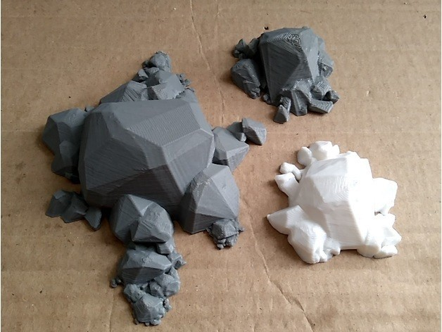 408833465e9dd4228fcbb4f540198dde_preview_featured.jpg Download free STL file Rock Formation Generator • 3D printer model, ferjerez3d