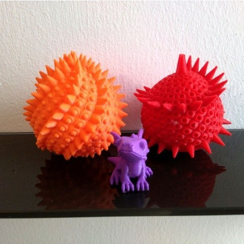 46186fb8774cb7ff297838f34e791399_preview_featured.jpg Download free STL file Dragon Eggs • 3D print design, ferjerez3d