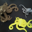 Download free 3D print files Plastic Reef #2: Random Octopus Generator, ferjerez3d
