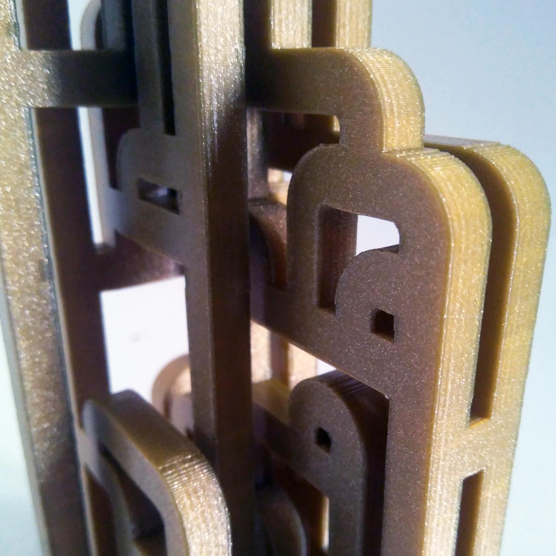 7.jpg Download free STL file Procedural Loops  • 3D print template, ferjerez3d
