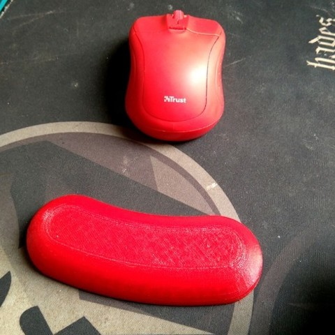 3f1ea145510835059bea87c705689021_preview_featured.jpg Download free STL file Ergonomic Mouse Pad • 3D printable template, ferjerez3d