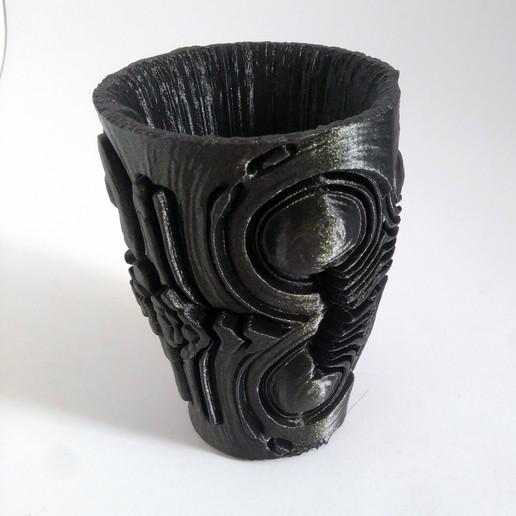 IMG_20190914_121621.jpg Télécharger fichier STL Collection de poteries étrangères • Objet pour imprimante 3D, ferjerez3d