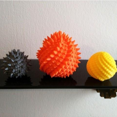 943e03daa1a2d0e3ae73821682b087a7_preview_featured.jpg Download free STL file Dragon Eggs • 3D print design, ferjerez3d