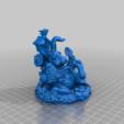 Télécharger fichier STL gratuit Lapin de jardin • Design pour imprimante 3D, itech3dp