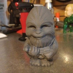 Free STL file Mini Chewy, itech3dp