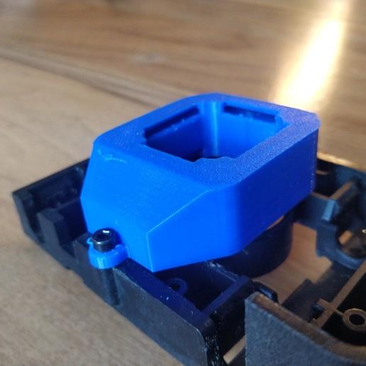 2019-10-26_10.00.31.jpg Télécharger fichier STL gratuit Conduit d'air pour imprimantes Flashforge • Objet pour imprimante 3D, itech3dp