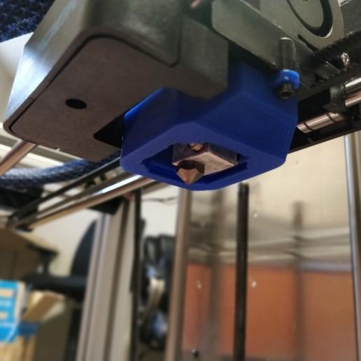 IMG_20191027_111624_Bokeh.jpg Télécharger fichier STL gratuit Conduit d'air pour imprimantes Flashforge • Objet pour imprimante 3D, itech3dp