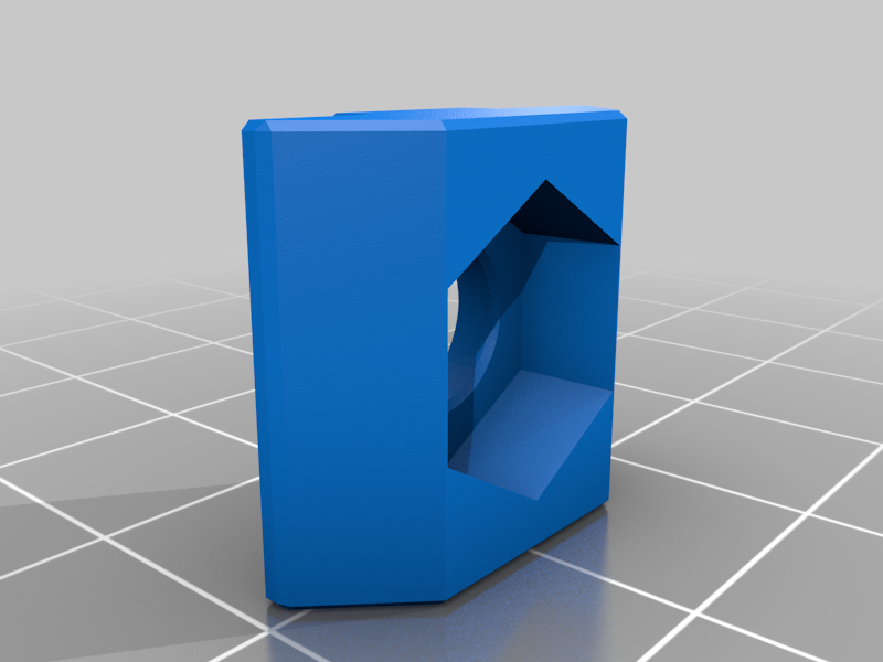 6mm_t-slot_nut.png Download free STL file CNC 3018 Clamp set • 3D printing object, Sagittario