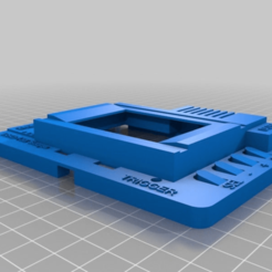 Download free STL file DSO138 top remix • 3D printable object, Sagittario