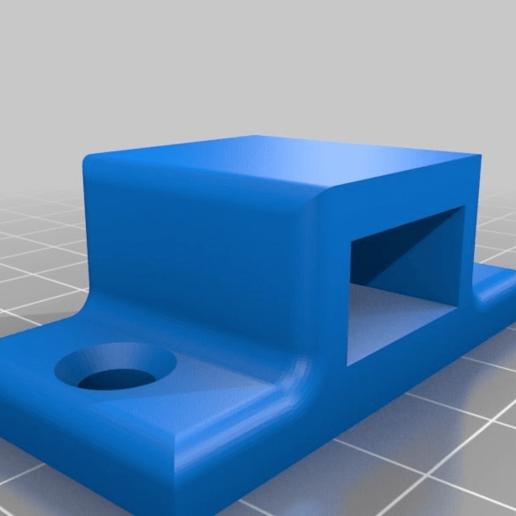 590b8ab2bf3e2a5c47d8264f45fbcbec.png Télécharger fichier STL gratuit Verrou de porte coulissante Impression entièrement assemblée • Design à imprimer en 3D, Sagittario
