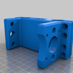 Download free 3D printing files CNC 3018 pro Spindle parts, Sagittario