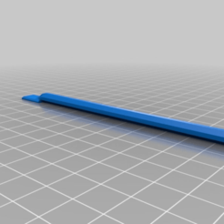 Download free STL file Small Spatulas • 3D printing model, Sagittario