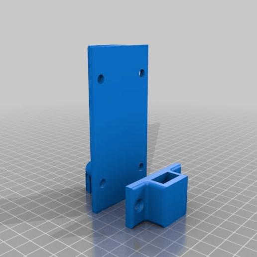 d052789ba10d4896afbf03e87ca8bb21.png Télécharger fichier STL gratuit Verrou de porte coulissante Impression entièrement assemblée • Design à imprimer en 3D, Sagittario