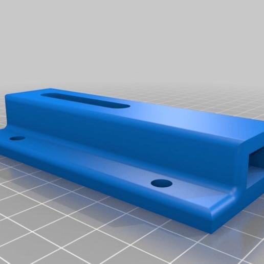 b61c51c227cda56f54f6e7d90ad790d8.png Télécharger fichier STL gratuit Verrou de porte coulissante Impression entièrement assemblée • Design à imprimer en 3D, Sagittario