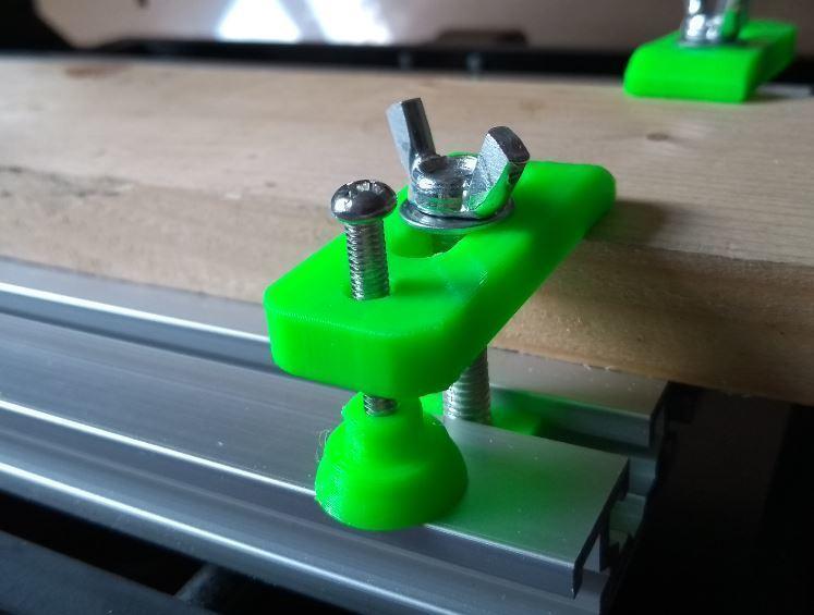 cnc_clamp1.jpg Download free STL file CNC 3018 Clamp set • 3D printing object, Sagittario