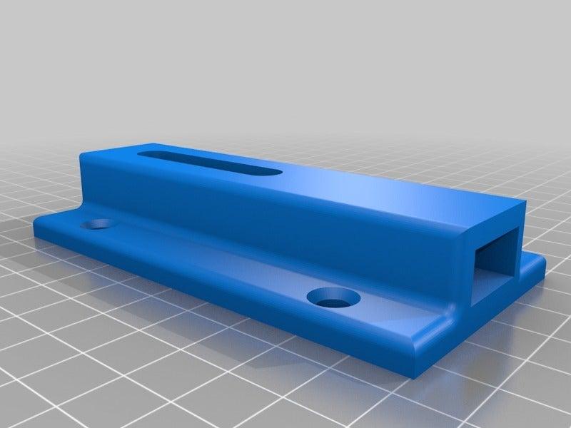 aadfecd551999440bfd05e8c004204d2.png Télécharger fichier STL gratuit Verrou de porte coulissante Impression entièrement assemblée • Design à imprimer en 3D, Sagittario