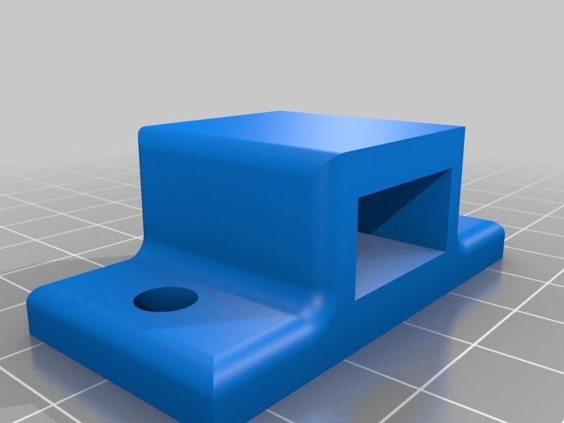 ee013ad9cb786bc3a312f30d5ca81851.png Télécharger fichier STL gratuit Verrou de porte coulissante Impression entièrement assemblée • Design à imprimer en 3D, Sagittario
