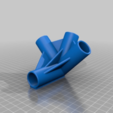 Download free STL file Gazebo 3 and 4 pole replacement parts • 3D printer object, Sagittario