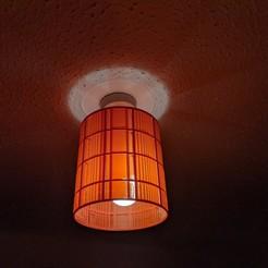 Télécharger objet 3D gratuit Abat-jour de lampe, alberto_da_meduna