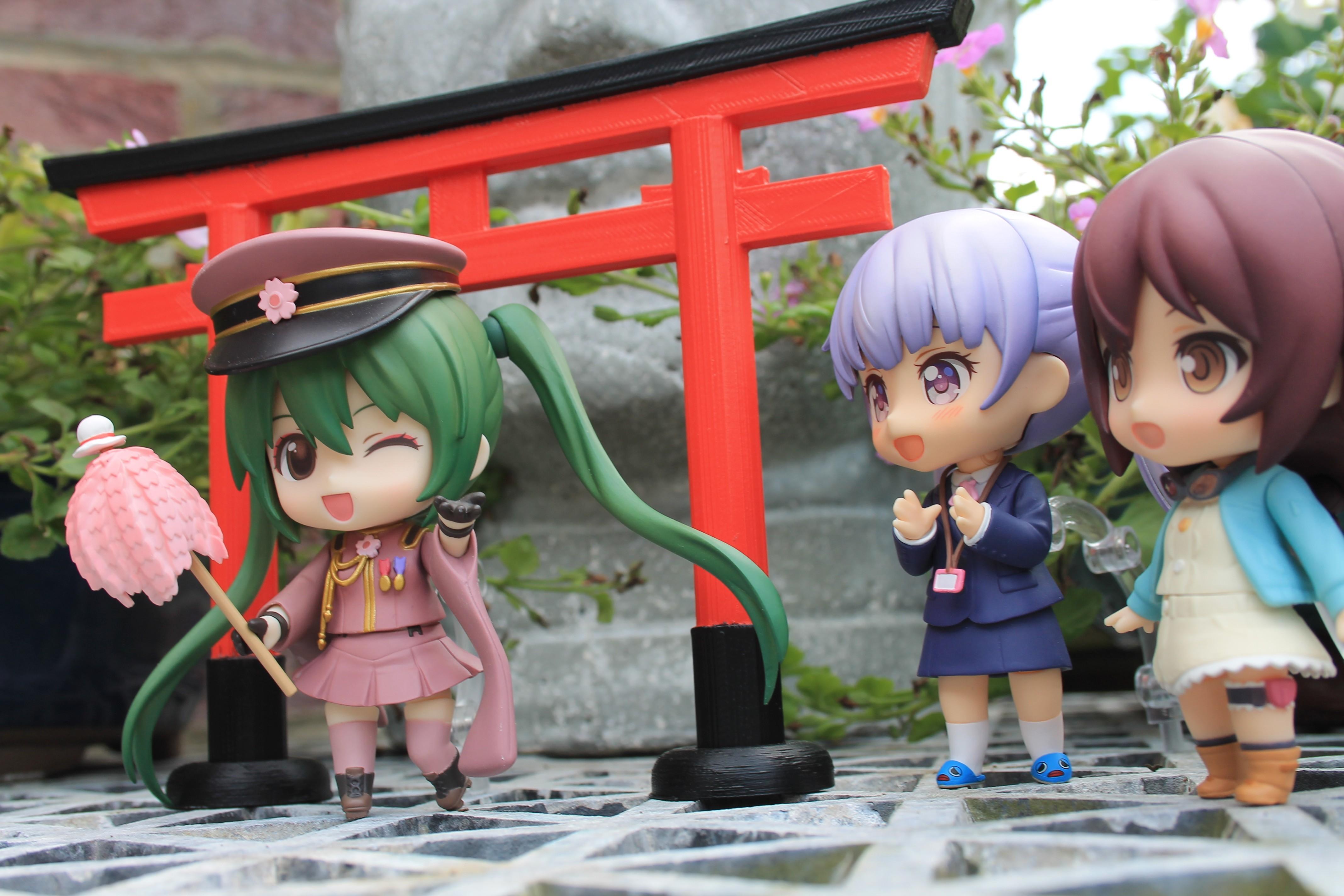 IMG_5884.JPG Download free OBJ file TORI Japan Door • 3D printer object, SlotED