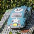 IMG_2159.JPG Download free OBJ file Base for JAGUAR MK VII - slot car 1:32 • 3D printer model, SlotED