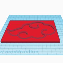 Descargar modelo 3D akatsuki naruto, Chabrax
