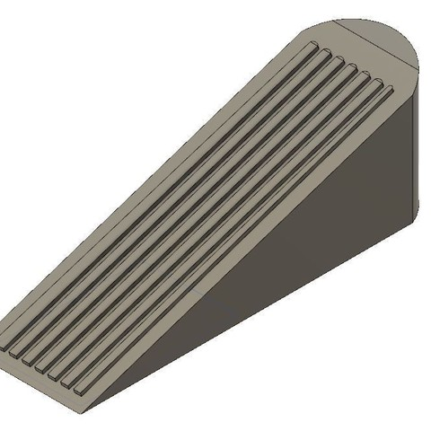 Free 3D model door wedge, mickael59b
