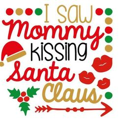 Free STL files i-saw-mommy-kissing-santa-claus, mickael59b