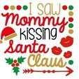Download free 3D printing designs i-saw-mommy-kissing-santa-claus, mickael59b